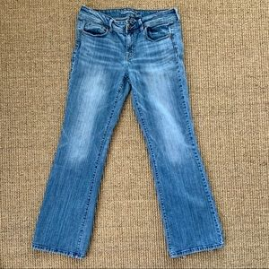 {American Eagle} Original Boot Cut Stretch size 14